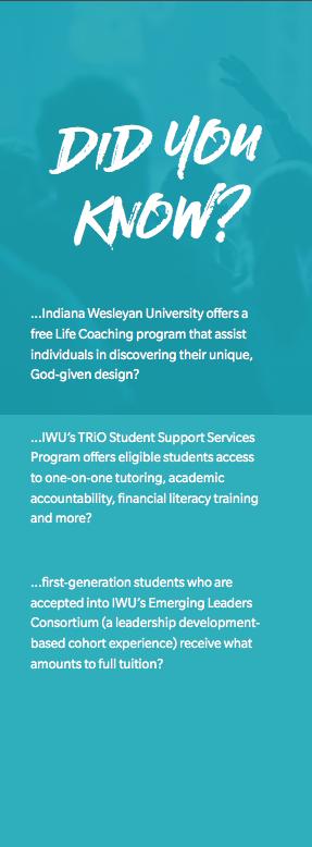 IWU - Campus Support